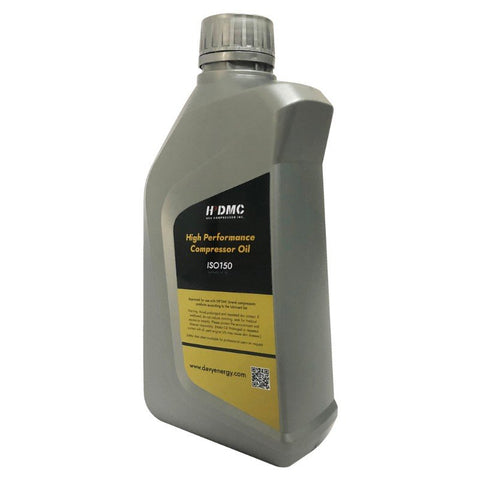 1 Quart Synthetic Air Compressor Lubricating Oil-ISO-150 (free shipping)