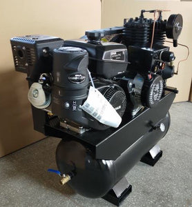 3-IN-1 COMBO AIR COMPRESSOR, GENERATOR AND WELDER