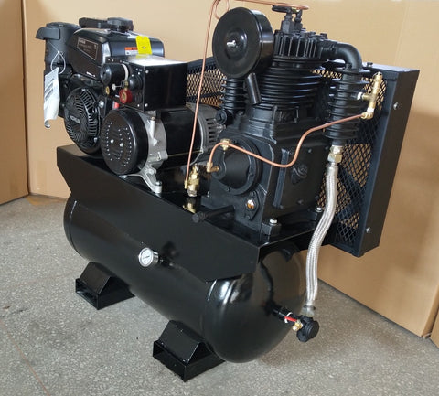 Image of 3-IN-1 COMBO AIR COMPRESSOR, GENERATOR AND WELDER