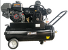 Gas Driven Piston Air Compressor 6.5HP - One Stage - 20Gal Tank - 18cfm @ Max 125psi -LONCIN-3065