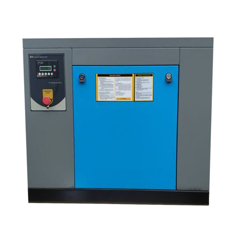 Image of 10HP Rotary Screw Air Compressor 39cfm@125psi 230V/60Hz/3Ph Spin-on Oil Separator-PACK7 HPDMC