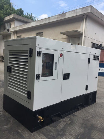 Image of DSC20 77cfm diesel screw compressor 30hp