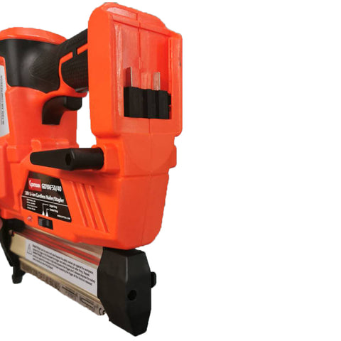 Image of HPDMC Battery Powered Nail Gun - 18 GAUGE (1.05 X 1.25 mm) - 110V~240V,50/60Hz - 18V DC LI-ION BATTERY, 2000mAh Lithium Battery -100 NAILS(STAPLESS)