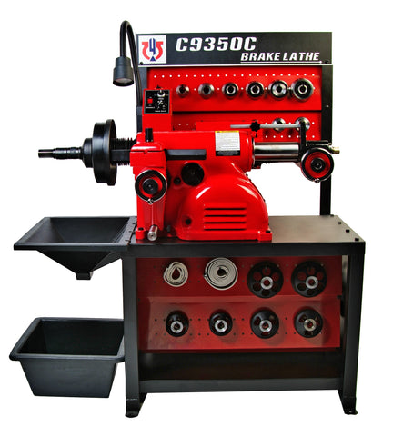 Image of C9350C Combination Disc/Drum Brake Lathe With Truck Adapter Package-C9350C