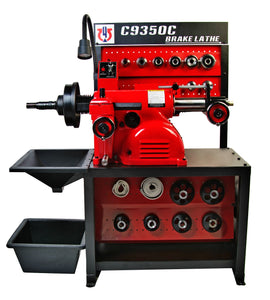 C9350C Combination Disc/Drum Brake Lathe With Truck Adapter Package-C9350C