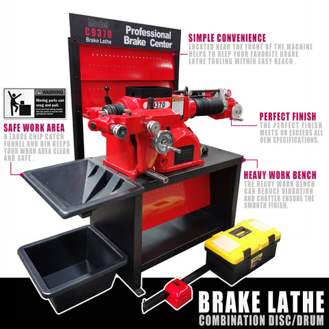 Image of C9370-Brake Lathe