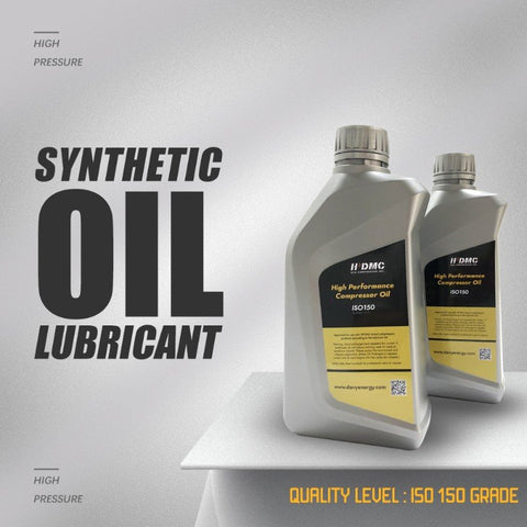 Image of 1 Quart Synthetic Air Compressor Lubricating Oil-ISO-150 (free shipping)