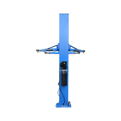 Image of 10000lbs 2 post lift vehicle lift auto hoist two post lift 220V baseplate dual sides unlock-AA-2PFP45-220(FREE SHIPPING)