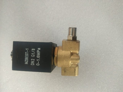 Solenoid Valve MZ BEST-1 DN2 G1/8 0-1.6MPa(free shipping)