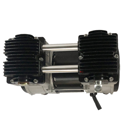 1.5kw 240L/min 110V 0.8Mpa Oil-Free Piston Pump