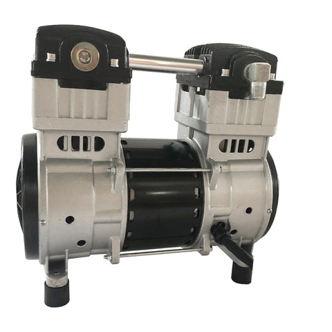 1.1kw 200L/min 110V 0.8Mpa Oil-Free Piston Pump