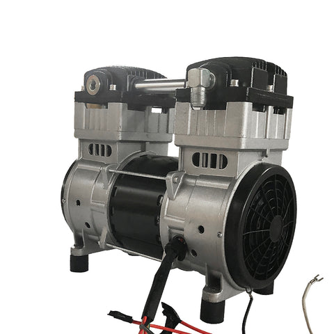0.8kw 150L/min 110V 0.8Mpa Oil-Free Piston Pump