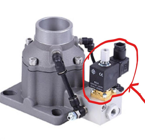 Brass Electric Solenoid Valve Normally Closed air-DCF2200000