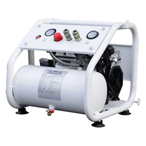 4cfm 115psi Silent oil-free air compressor 110V/60HZ/1ph-AWR601-7.6LM2 -D TYPE