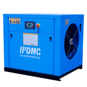 20HP VSD  Permanent Magnet Variable Frequency Drive 230V Rotary Screw Air Compressor 81CFM@115PSI 230V/60Hz/1PH VSD-PACK15-VSD/230V