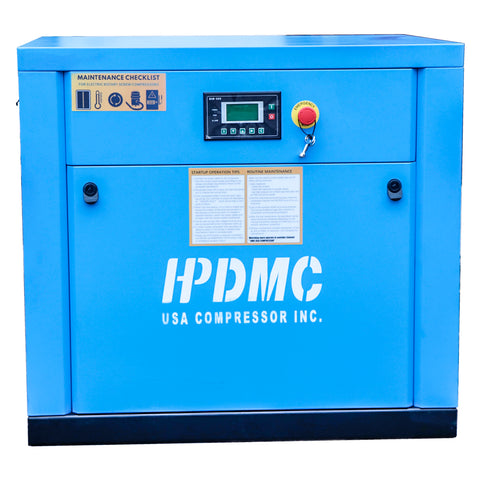 Image of 20HP VSD  Permanent Magnet Variable Frequency Drive 230V Rotary Screw Air Compressor 81CFM@115PSI 230V/60Hz/1PH VSD-PACK15-VSD/230V