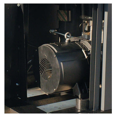Image of 30HP VSD Rotary Screw Air Compressor 125CFM@125PSI 460V/60Hz/3PH-SC22-VSD HPDMC(Shipping included)