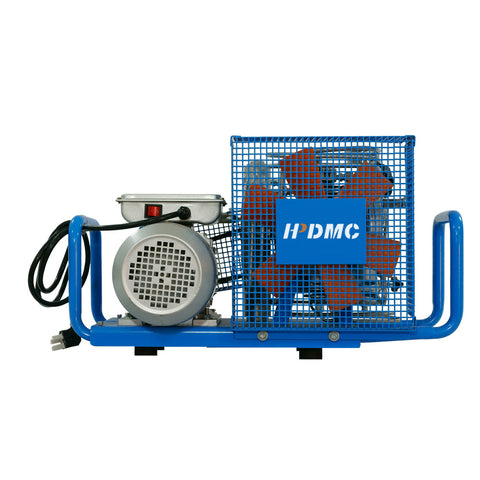 Image of 2HP 3.5CFM @4500PSI High Pressure Air Compressor  110v/60Hz -Scuba Tank/PCP Rife/Paintball Air Gun Filling Station-SCU100