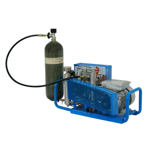 2HP 3.5CFM @4500PSI High Pressure Air Compressor  110v/60Hz -Scuba Tank/PCP Rife/Paintball Air Gun Filling Station-SCU100