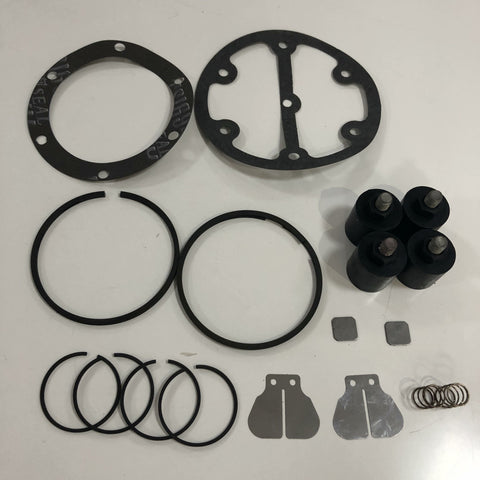 Spare Replacemernts Parts Kit for High Pressure Air Compressor Accessies SCU100(free shipping)
