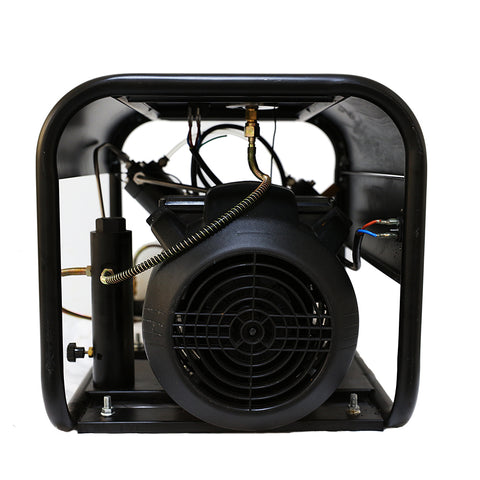 Image of 2 CFM 4500PSI  High Pressure Air Compressor  110V / 60Hz  for PCP Paintball Tank Filling Automatic Stop Air Pump-SCU50 free shipping