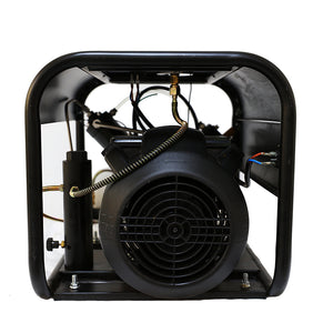 2 CFM 4500PSI  High Pressure Air Compressor  110V / 60Hz  for PCP Paintball Tank Filling Automatic Stop Air Pump-SCU50
