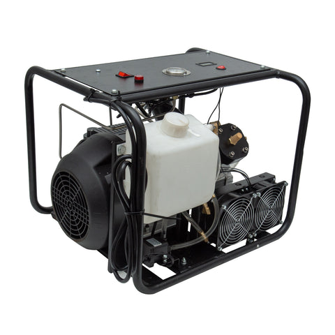 Image of 2CFM  2.5HP @4500PSI PCP Paintball Fill Station 110V 60Hz Electric Air Compressor Auto Stop,for Air Gun Rifle SCBA SCUBA Tanks Filling-SCU60S