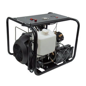 2CFM  2.5HP @4500PSI PCP Paintball Fill Station 110V 60Hz Electric Air Compressor Auto Stop,for Air Gun Rifle SCBA SCUBA Tanks Filling-SCU60S