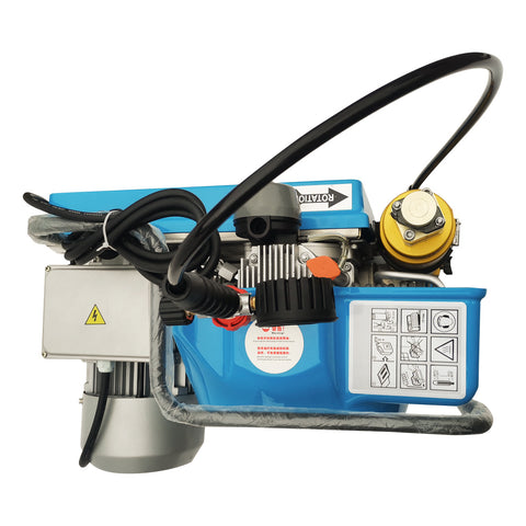 Image of 5.5cfm 3hp Scuba Breathing Air Compressor @4500psi1ph 220V/60Hz1ph-SCW150