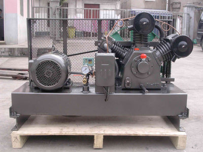 10HP PET Air Compressor 21CFM 450PSI PET-V-0.6/30 HPDMC