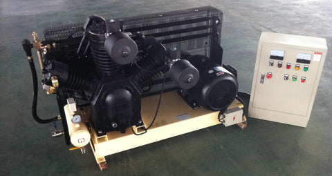 V-1.4/30 20HP 450psi 49cfm PET Air Compressor