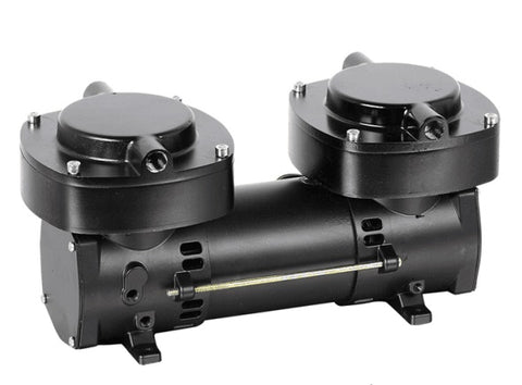 HPDMC 5cfm Dry Diaphragm pump 0.2hp V205