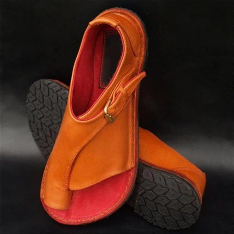 Soft Leather Ladies Sandals