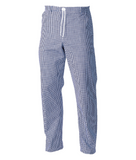 Unisex Chefs Trousers (Available in Plain or Checked)