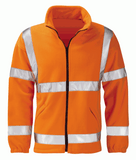 Orbit Hi Vis Fleece Jacket