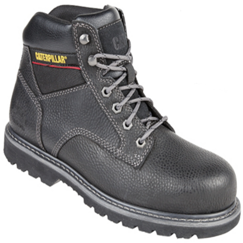 CAT Black Safety Boot by Caterpillar