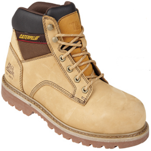 CAT Honey Safety Boot by Caterpillar