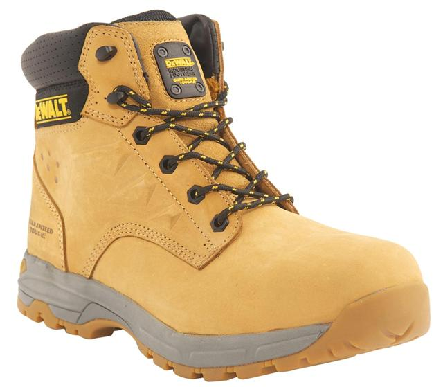 DeWalt Carbon Wheat Safety Boot