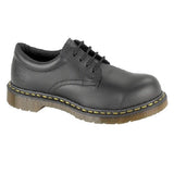 Industrial 4 Eyelet Safety Shoe