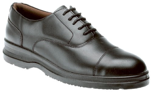 Safety Capped Oxford Shoe