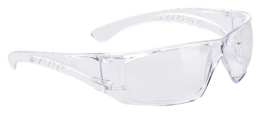Clear View Safety Glasses