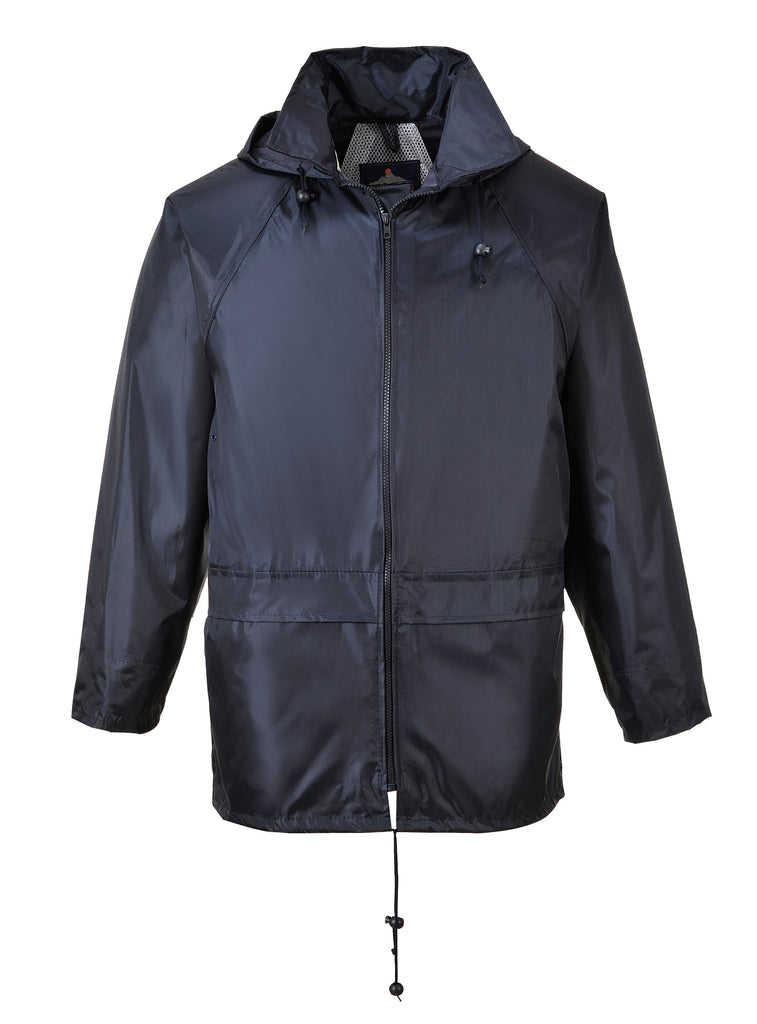 Classic Waterproof Rain Jacket