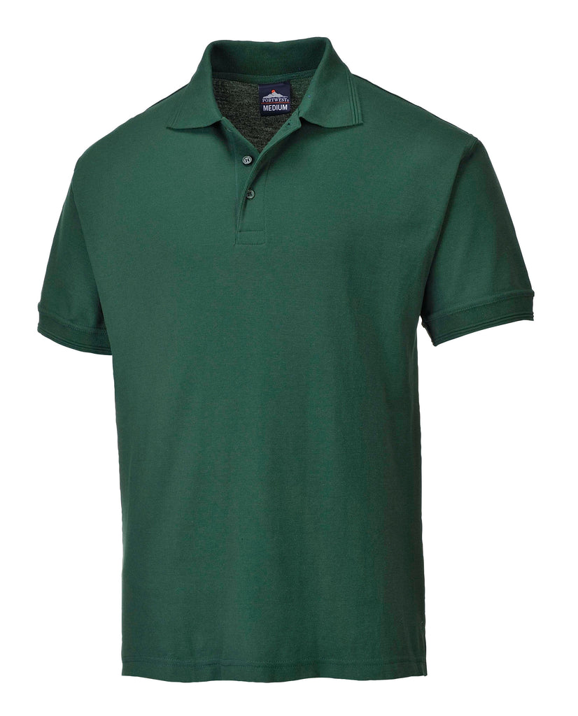 Plain Workwear Polo Shirt