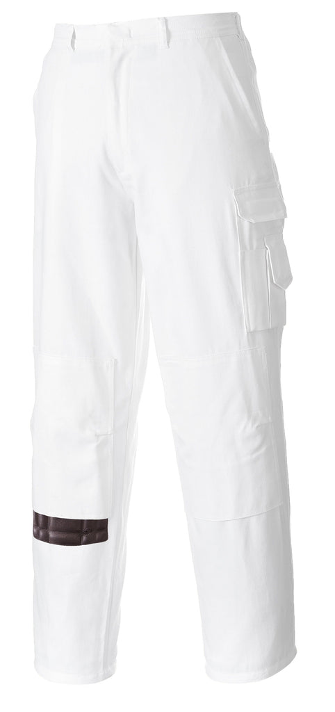Painters White Trousers
