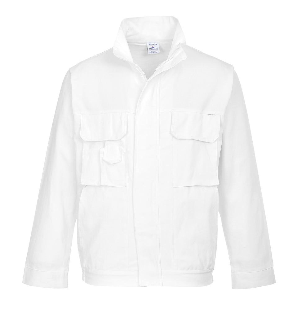 Painters White Jacket