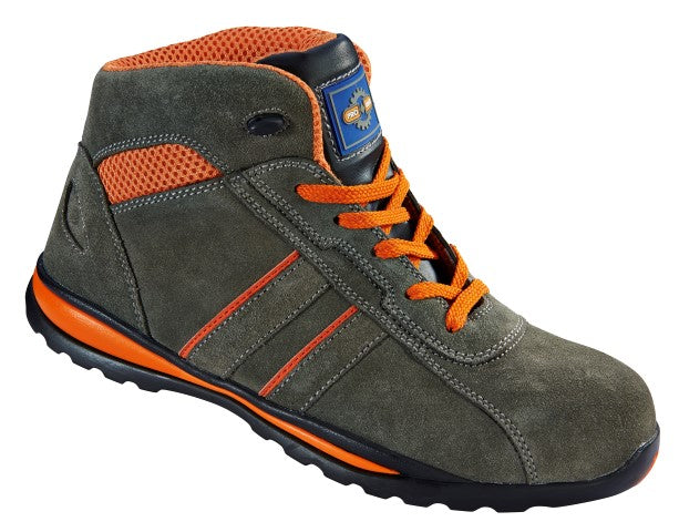 Proman Extremely Flexible Grey Safety Boot