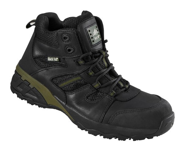 Rockfall Hiker Styled Safety Boot