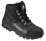 Rockfall Granite Midcut Scuff Cap Safety Boot