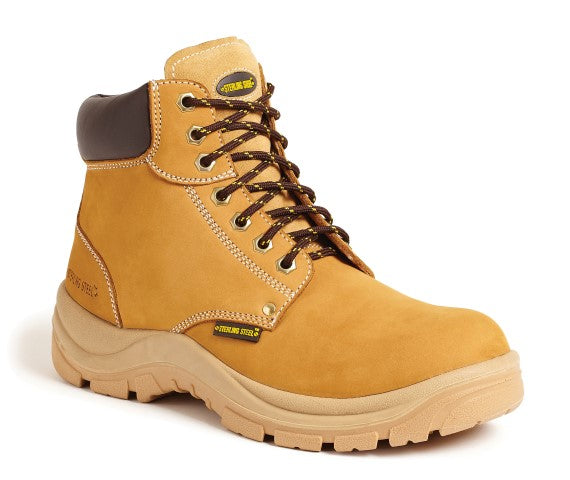 Sterling Flexible Safety Boot w/ Composite Midsole