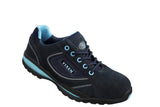 Vixen Ladies Lace Up Safety Trainer